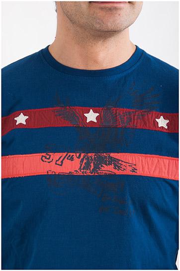 Sport, Camisetas M. Larga, 107730, MARINO