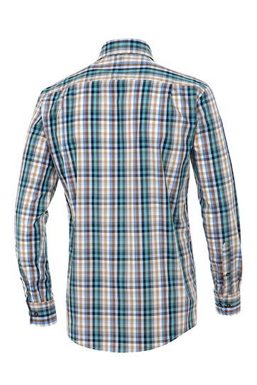 Camisas, Sport Manga Larga, 107781, BEIGE