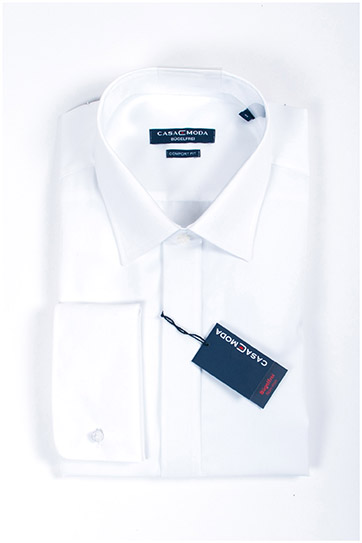 Camisas, Ceremonia, 107788, BLANCO