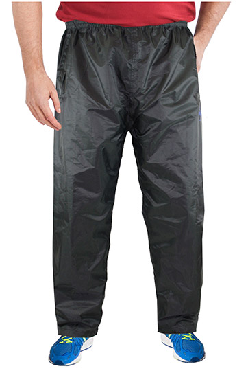 Pantalones, Chandal, 107825, NEGRO