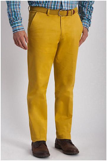 Pantalones, Sport, 107844, MOSTAZA