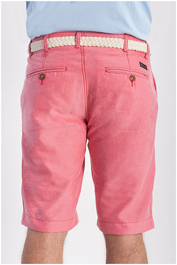 Pantalones, Bermudas, 107879, CORAL