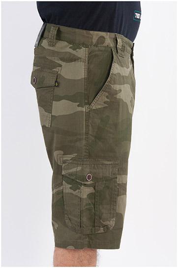 Pantalones, Bermudas, 107884, KAKI