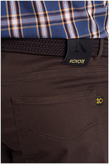 Pantalones, Sport, 107890, MARRON