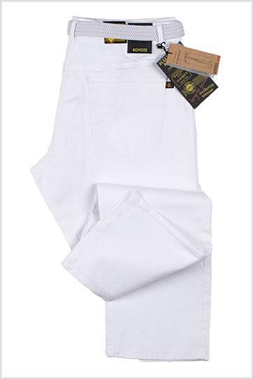 Pantalones, Sport, 107890, BLANCO