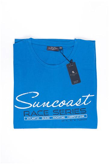 Sport, Camisetas M. Corta, 107911, COBALTO