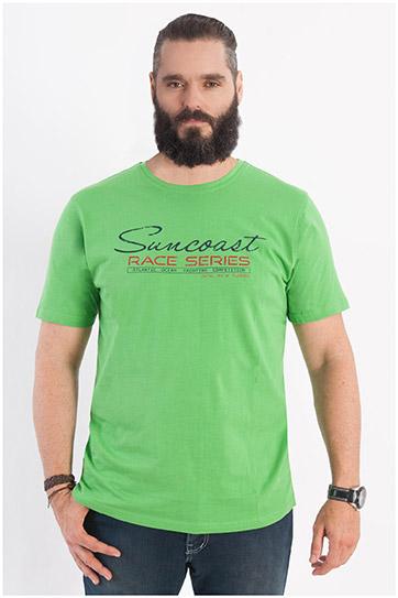 Sport, Camisetas M. Corta, 107911, VERDE
