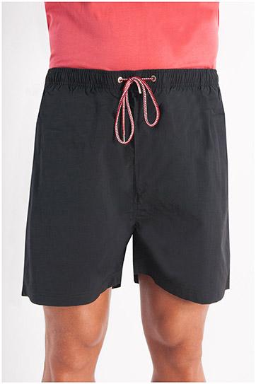 Pantalones, Bañadores, 107920, NEGRO