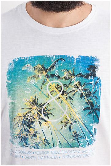 Sport, Camisetas M. Corta, 107925, BLANCO