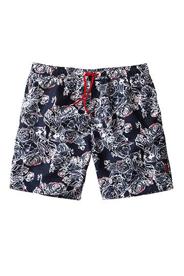 Pantalones, Bañadores, 107940, MARINO