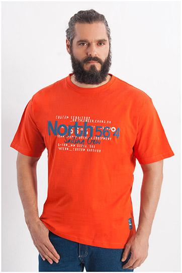 Sport, Camisetas M. Corta, 108052, NARANJA