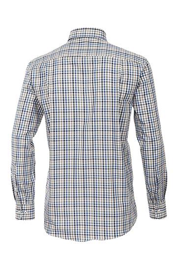 Camisas, Sport Manga Larga, 108145, KAKI