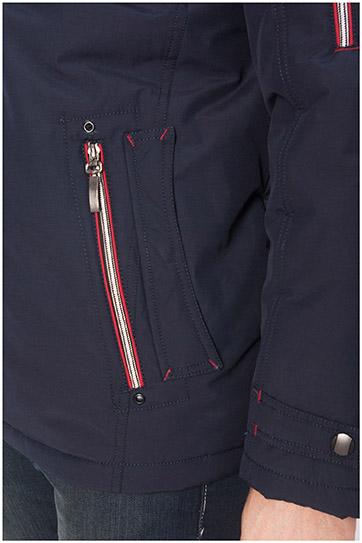 Abrigo, Chaquetones y Piel, 108214, MARINO