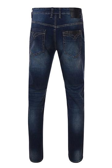Pantalones, Vaqueros, 108267, INDIGO