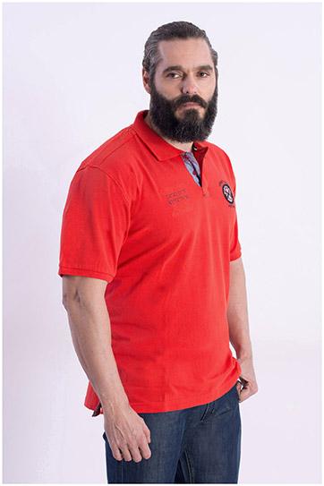 Sport, Polos M. Corta, 108359, CORAL