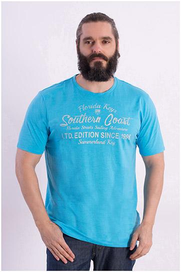 Sport, Camisetas M. Corta, 108361, TURQUESA