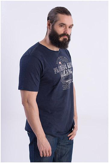 Sport, Camisetas M. Corta, 108363, MARINO