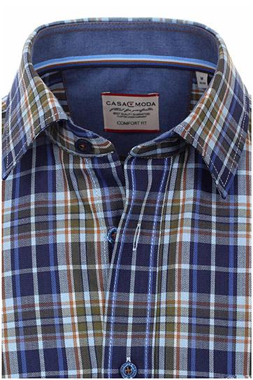 Camisas, Sport Manga Larga, 108367, MARINO