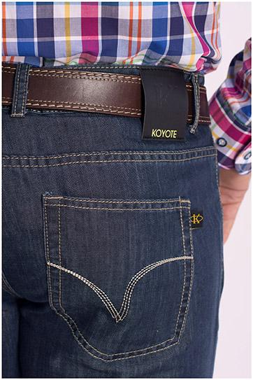 Pantalones, Vaqueros, 108417, INDIGO