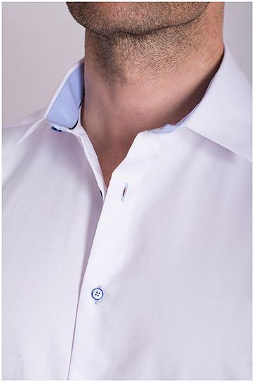 Camisas, Vestir Manga Larga, 108441, BLANCO
