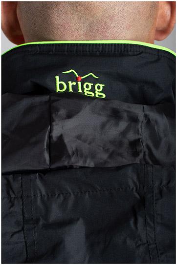 Abrigo, Impermeables, 108447, NEGRO