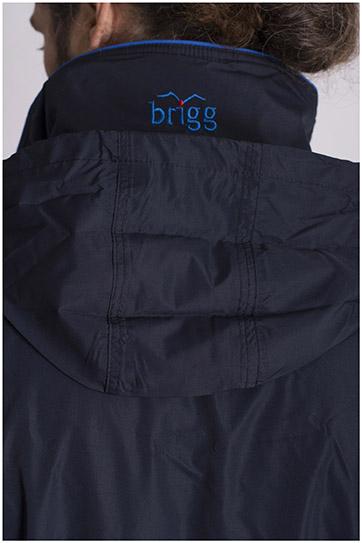 Abrigo, Impermeables, 108447, MARINO