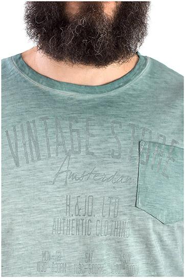 Sport, Camisetas M. Corta, 108456, VERDE