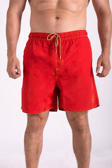Pantalones, Bañadores, 108461, ROJO