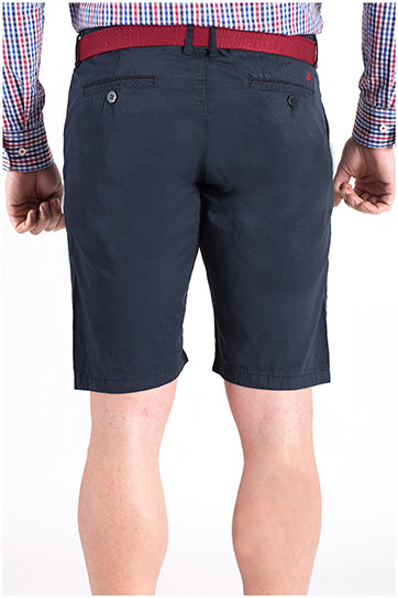 Pantalones, Bermudas, 108473, MARINO