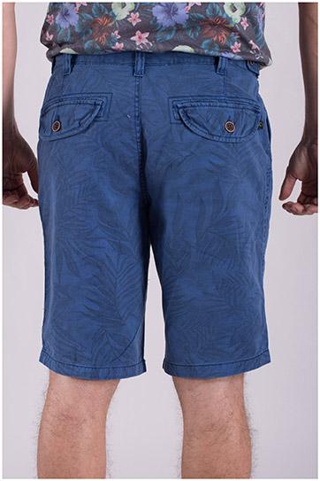 Pantalones, Bermudas, 108474, INDIGO