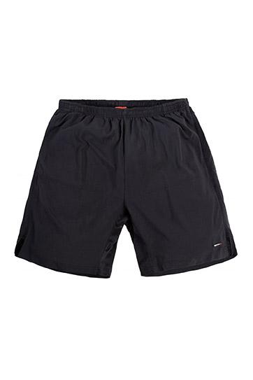 Pantalones, Bermudas, 108488, NEGRO
