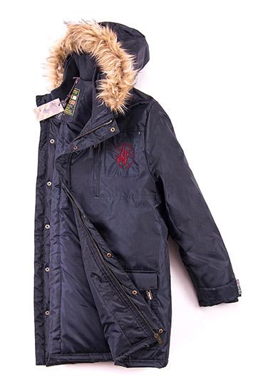 Abrigo, Chaquetones y Piel, 108584, MARINO