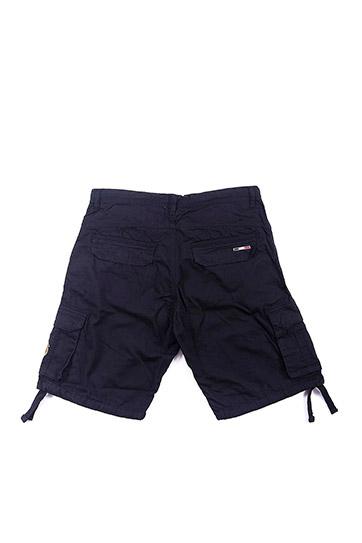 Pantalones, Bermudas, 108586, MARINO