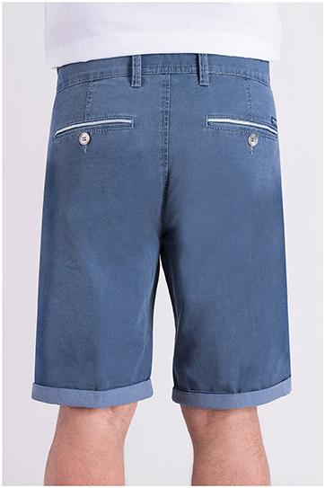 Pantalones, Bermudas, 108623, INDIGO