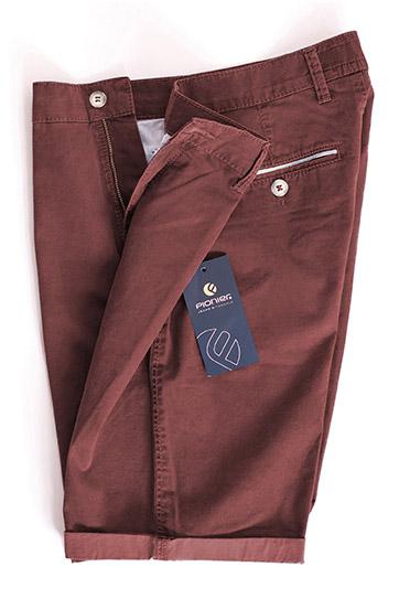 Pantalones, Bermudas, 108623, CORAL