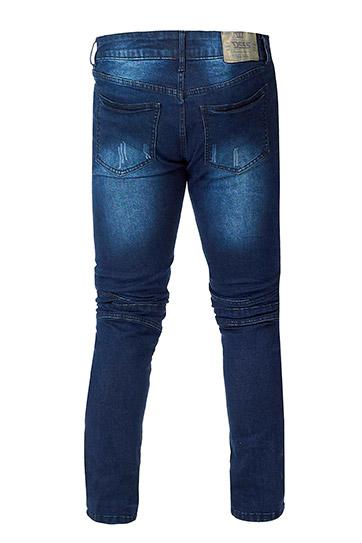 Pantalones, Vaqueros, 108709, INDIGO