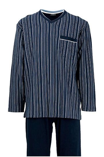 Homewear, Pijama M. Larga, 108722, MARINO