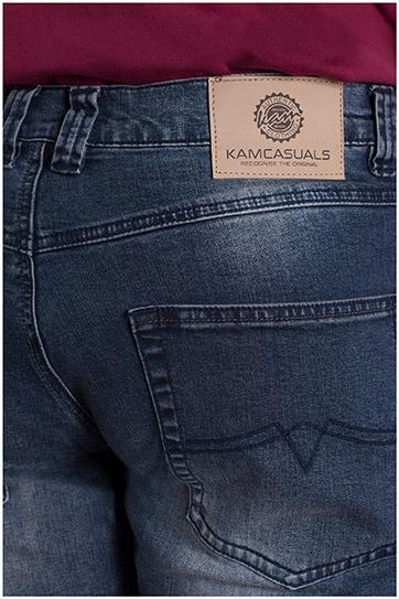 Pantalones, Vaqueros, 108738, INDIGO