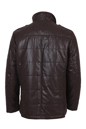 Abrigo, Chaquetones y Piel, 108769, MARRON