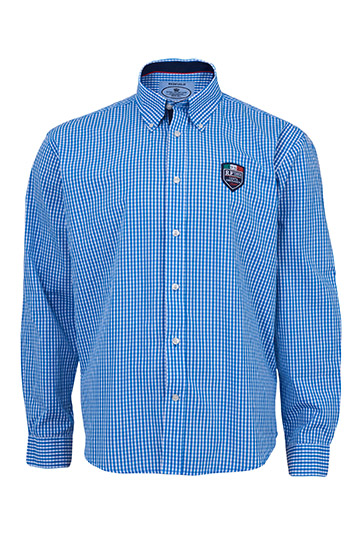 Camisas, Sport Manga Larga, 108881, ROYAL