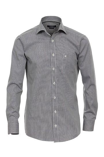 Camisas, Vestir Manga Larga, 108928, NEGRO
