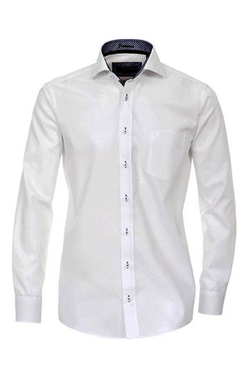 Camisas, Vestir Manga Larga, 108930, CELESTE