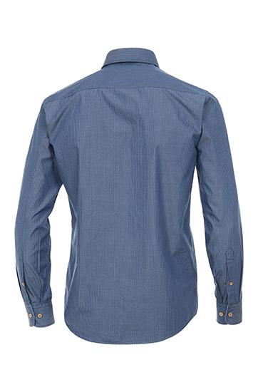 Camisas, Sport Manga Larga, 108965, INDIGO