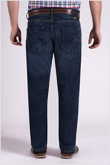 Pantalones, Vaqueros, 109059, INDIGO