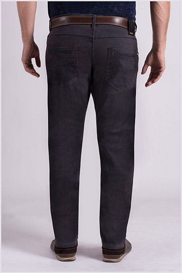 Pantalones, Vaqueros, 109064, ANTRACITA