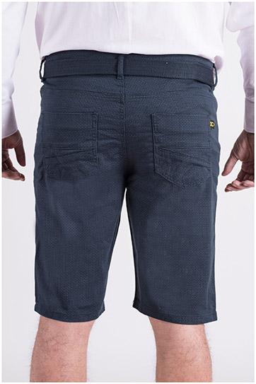 Pantalones, Bermudas, 109065, MARINO