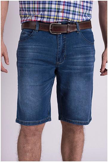 Pantalones, Bermudas, 109067, INDIGO