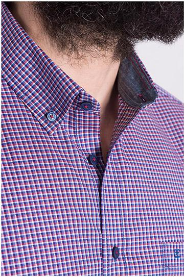 Camisas, Sport Manga Larga, 109078, MARINO
