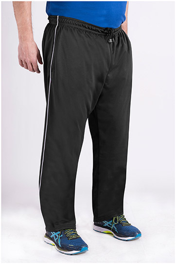 Pantalones, Chandal, 109089, NEGRO