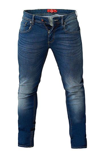 Pantalones, Vaqueros, 109093, INDIGO